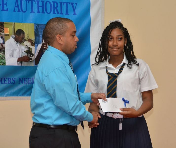 General-Manager-Christopher-Husbands-and-3rd-place-winner-Cherisse-Blacheresult