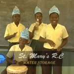 NAWASA's Jingle Competiton - St Mary's RC School